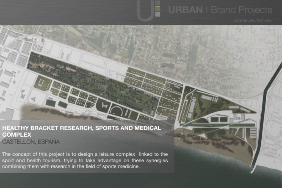 HEALTHY BRACKET RESEARCH, SPORTS AND MEDICAL COMPLEX