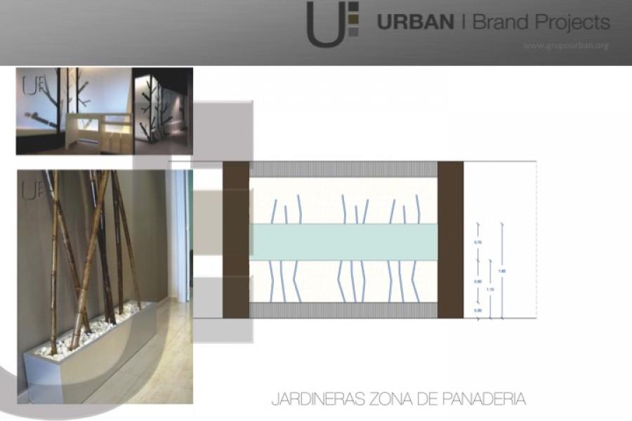 Concepto de Panadería y Cafetería en Onda, España