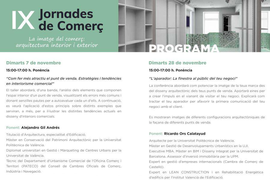 PONENCIA DE GRUPO URBAN EN LA CÁMARA DE COMERCIO