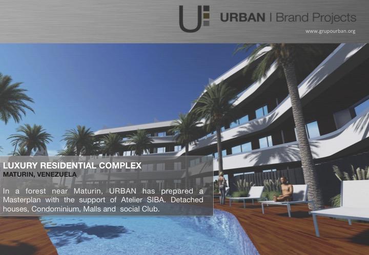 Maturín, Venezuela | Residential Complex Masterplan