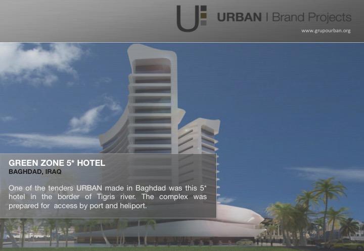 Baghdad, Iraq | 5***** Hotel Concept