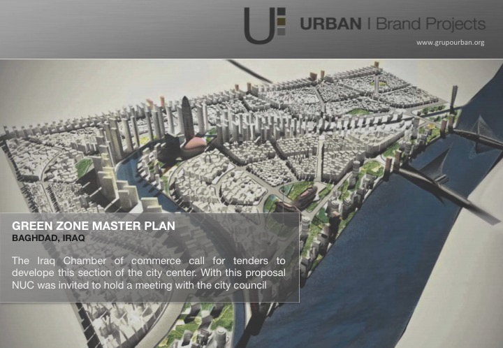 Baghdad, Iraq | Green Zone Masterplan