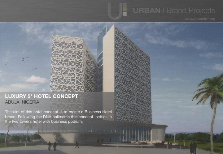 Abuja, Nigeria | Luxury 5***** Concept Hotel